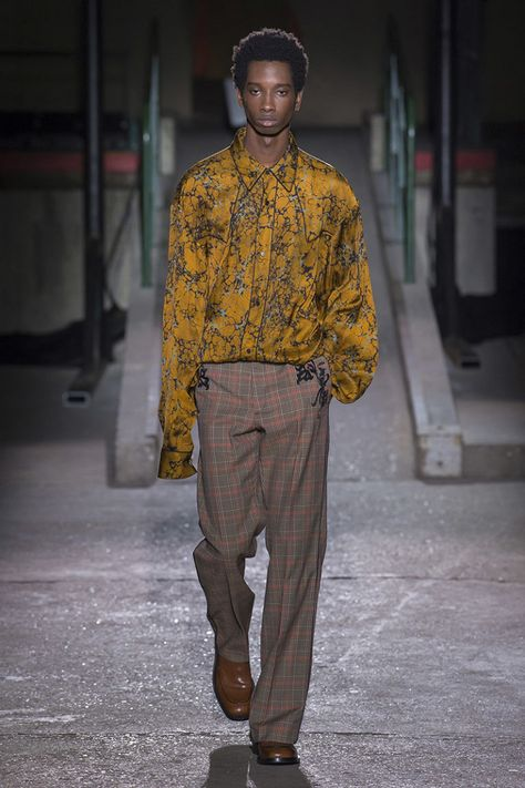 Best Of Mens AW18/19 Collections - Mountain Camo Textures | Amber Grant