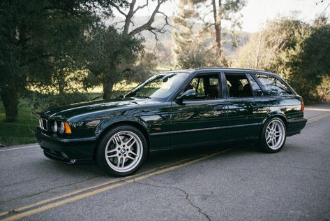 1995 Bmw M5 Touring Elekta Bmw M5 Touring