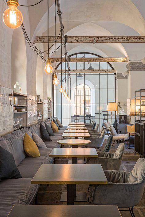 Les 293 meilleures images du tableau inspirations bar restaurant sur pinterest design de restaurant intérieurs de restaurants et architecture