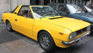 1973 1984 Lancia Beta Spider Classic Lancia Cars For Sale In