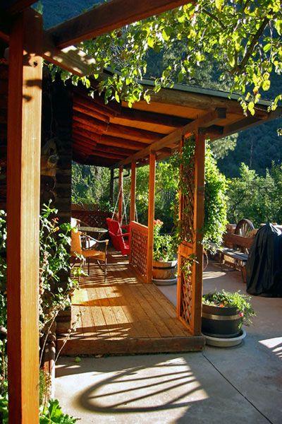arizona inn briar canyon in cozy sedona creek oak cabins romantic the cabin on deckhouse az patch treasure a
