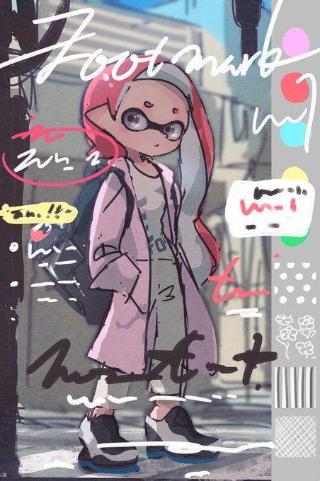 pin by aiko mizushima dv on splatoon 2 splatoon anime splatoon 2 art