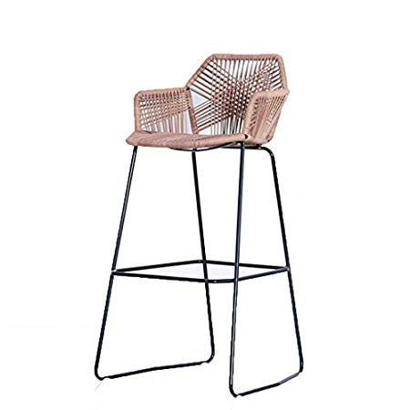50 Wicker Bar Stools And Rattan Bar Stools For 2020 Wicker Bar
