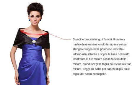 premium selection 7a4f7 98202 come fare da soli un coprispalle elegante cerimonia - Cerca ...