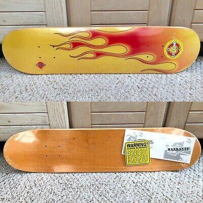Vintage Nos Powell Peralta Hot Rod 2000 Brite Lite Skateboard Deck New Bones Skateboard Decks Vintage Skateboards Hot Rods