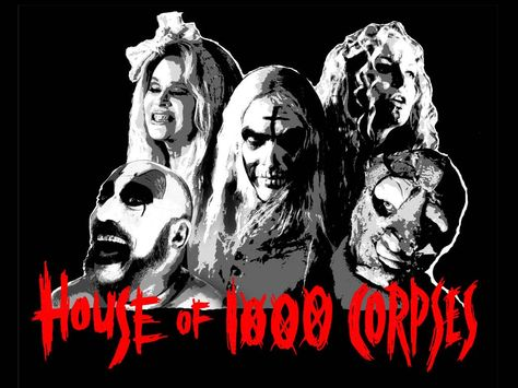 Horror Movies Wallpaper: House of 1000 Corpses