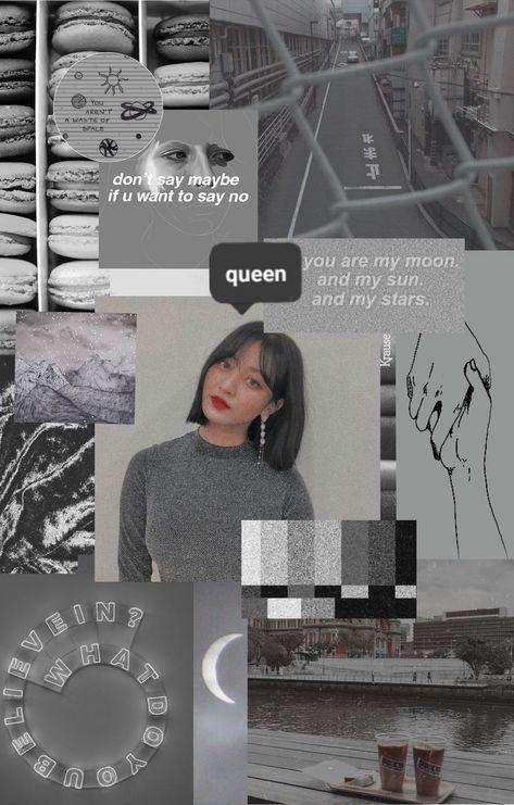 48 Ideas Aesthetic Wallpaper Collage Kpop Em 2020 Twice