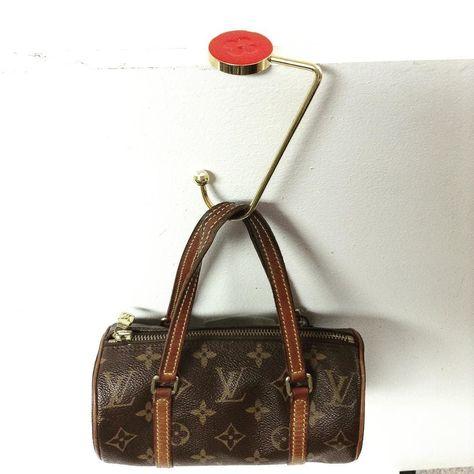 Title  Louis Vuitton rare purse hook and mini papillon handbag hook  199.99  item  6513-12696 Mini bag  149.99 item  6513-12196 Alexis Suitcase Johns  Creek ... c6f69ab0f0121