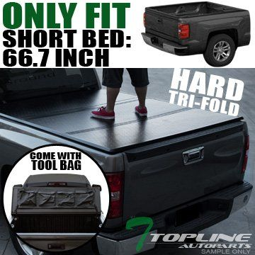 Top 10 Best Tri Fold Tonneau Covers In 2021 Topreviewproducts Tonneau Cover Hard Tonneau Cover Truck Bed Covers