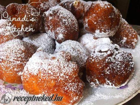 A legjobb Joghurtos fánk recept fotóval egyenesen a Receptneked.hu gyűjteményéből. Küldte: Kovacs Dana Gabriella
