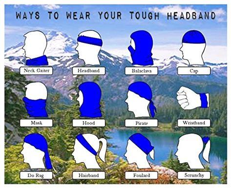 Magic Headwear Cartoon Outdoor Scarf Headbands Bandana Mask Neck Gaiter Head Wrap Mask Sweatband