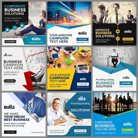 Multipurpose Instagram Templates - 50 Designs #Instagram, #Multipurpose, #Templates, #Designs