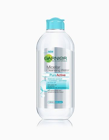 Micellar Water Blue 400ml By Garnier 249 00 Garnier Micellar