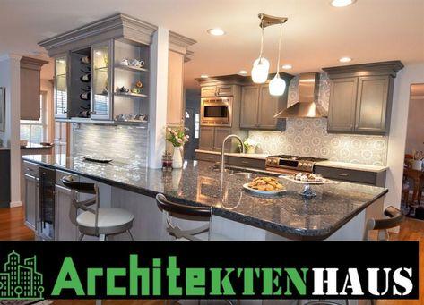 25 Marvelous Grey Kitchen Remodel Ideas Ideen Fur Den Hausumbau