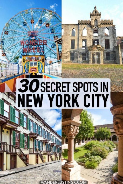 Secret New York: 30+ off the beaten path spots in New York City to love