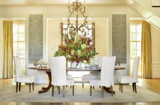 Traditional Dining Room single panels