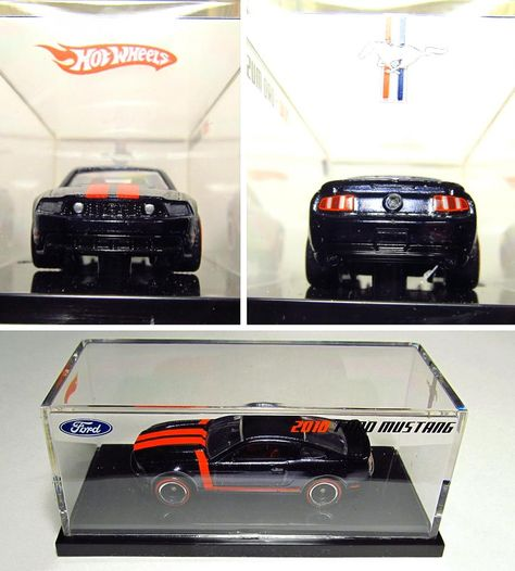 hot wheels : 2010 ford mustang from 2008 l.a. auto show | hot