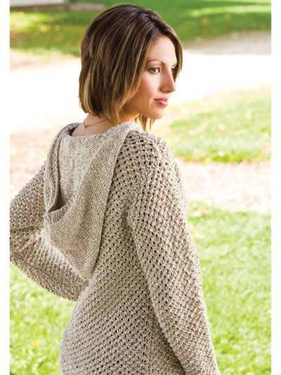 Top And Pullover Knitting Patterns Choose A Natural Cotton Or