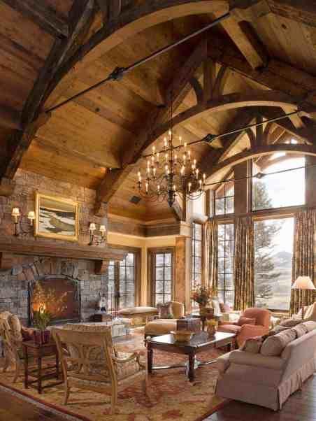 Rustic Modern Barn In The Beautiful Swan Mountain Range