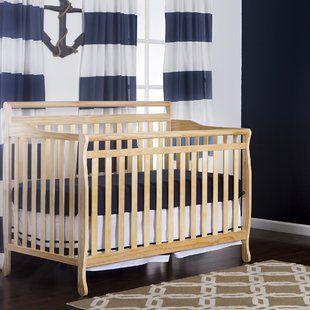 Natural All Cribs Wayfair Cribs Convertible Crib Bed Frame Mattress
