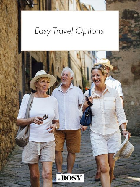 These easy travel options will make booking your next trip a breeze.