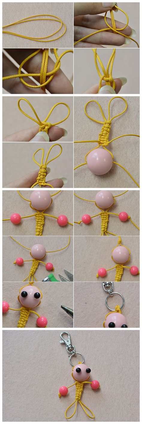 LAVENDER  NO GLOSS PEARLS ON  A  STRING READY FOR USE  DOLL QUILTS  CRAFTS  3 Y