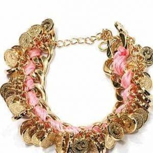 Aphrodite Coin Bracelet    Click hear to shop :)    Free worldwide shipping!    Statement Bracelets - Page 3 of 4 - Aphrodite Store
