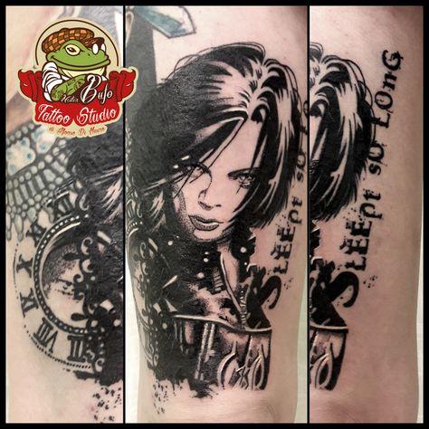 tattoodesign Underworld Selene Vampire...