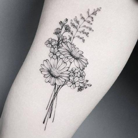 Margaritas Tatuajes Cocktails Tatuajes Florales Tatuajes De Flor De Nacimientos Tatuaje De Margarita