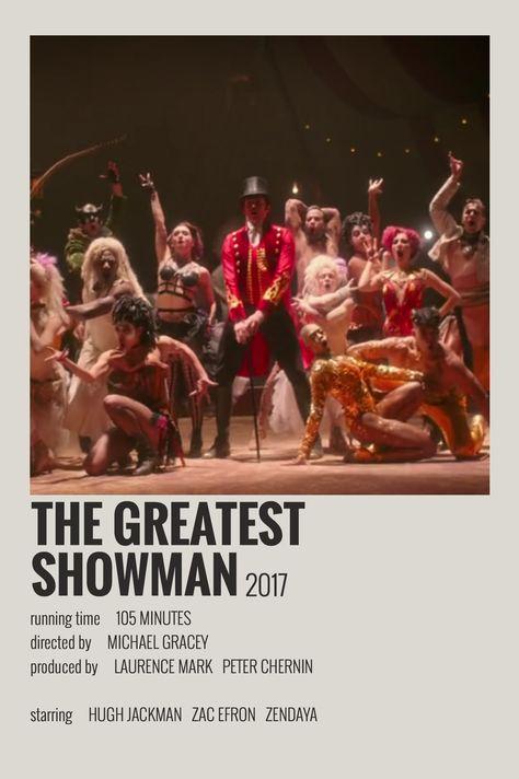 The Greatest Showman (2017) Polaroid