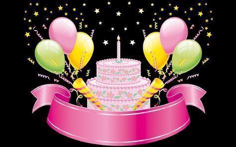 68 New Ideas Birthday Balloons Wallpaper Wallpapers 68 New Ideas Birthday B Balloons Bir Birthday Cake With Candles Birthday Balloons Birthday Candles