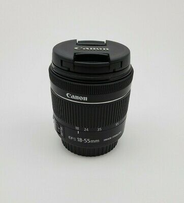 Canon Ef S 18 55mm F 4 5 6 Is Stm Zoom Lens For Canon Slr Camera Lenses Zoom Lens Canon Slr Camera