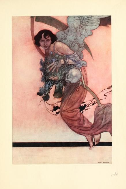 Pin By Sarah B Guest Perry On Charle Robinson Illustration Famou Artwork Sonnet 154 Paraphrase