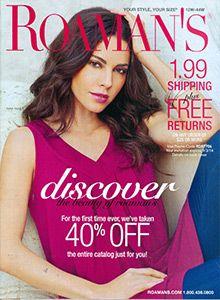 Plus Size Women Clothing Catalogs