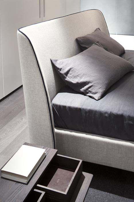 Fumagalli arredamenti è il tuo partner di fiducia per la progettazione e l'arredamento di camere da letto a monza e milano. Saraceni Lema Bed Back Design Bed Headboard Design New Bed Designs