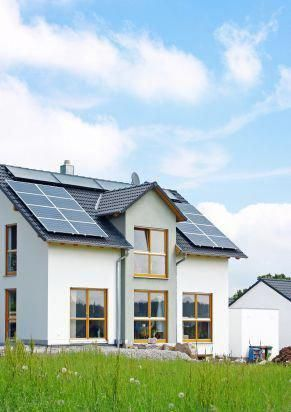 What S The Average Cost To Install A Solar Electric System To Power Your Home Solarelectricity Solarpanels Solare In 2020 Solar Electric System Solar Electric Solar