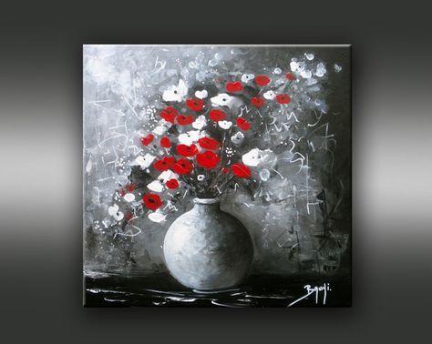 Bouquet de coquelicots (5)