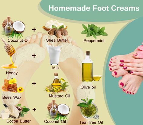 Best Foot Cream For Cracked Athlete S Feet Homemade Foot Cream