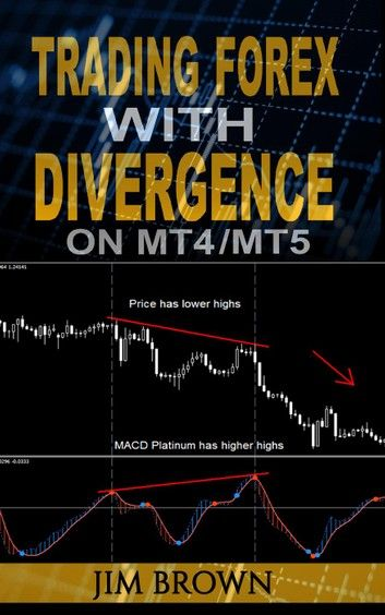 Trading Forex With Divergence On Mt4 Mt5 Ebook By Jim Brown In