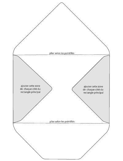 Enveloppe personnalisée , Tuto pour faire - Loisirs créatifs