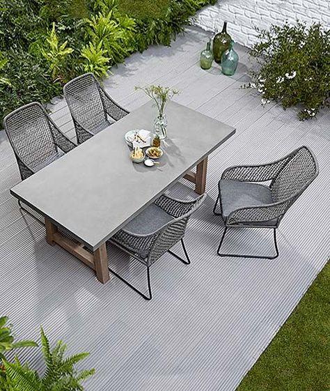 Terrassenmobel Sitzmobel Terrasse Tisch Und Stuhle Fur Die