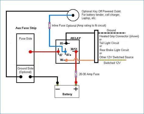 99 2005 grand am fuse box ground 12v relay wiring diagram 5 pin auto  kart  esquema  12v relay wiring diagram 5 pin