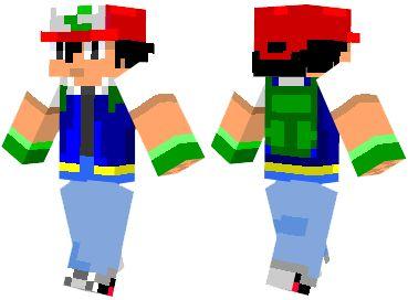 Pixelmon Minecraft Skins Best Skin - Skin para minecraft pe de pokemon