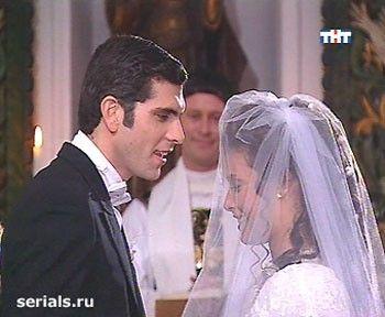 Christian Meier Angie Cepeda Tulle Skirt Tv Couples Wedding Dresses