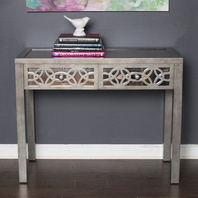 Kylie 2 Drawer Console Table Console Table Living Room