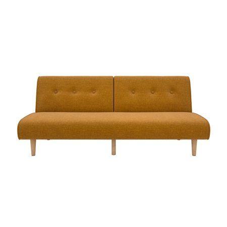 Novogratz Palm Springs Split Futon Multiple Colors Bluelinen Walmart Com Futon Multi Functional Sofa Upholstered Seating
