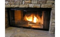 #DIY #Easy #Install Fireplace Glass Doors for #Superior #Lennox #Majestic #Temco #Preway #FMI #Heatilator #HeatNGlo #Martin