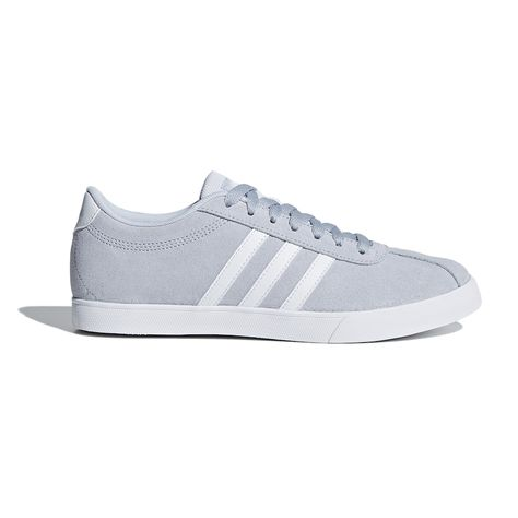 san francisco f71ea 2b058 Adidas NEO Courtset Womens Suede Sneakers, Blue