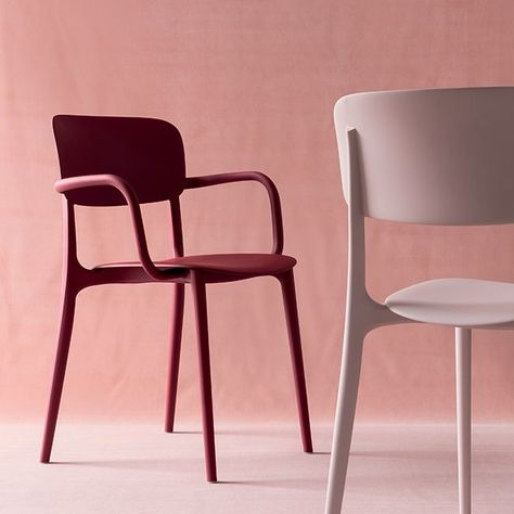 Sedie In Plastica Design.Plastic Chair Liberty Calligaris Cs 1884 Sedia Design Sedie