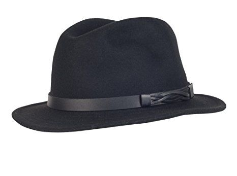 3c950c20 Tilley TWF5 Town and Country Fedora Review | Men Fedoras | Pinterest ...